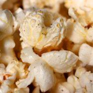 "Rosemary & Garlic Popcorn ~ aka Popcorn ""Crack"""