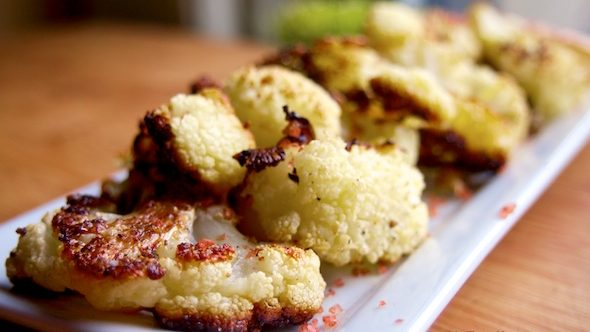 "Cauliflower ""Crack"""